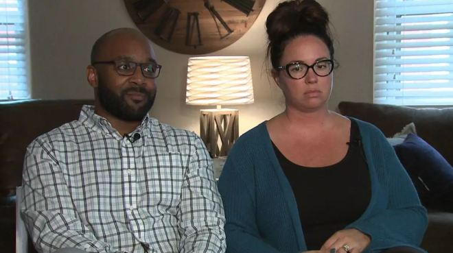 Samantha Westmoreland and her husband have revealed how a hacker tapped into their smart-home devices