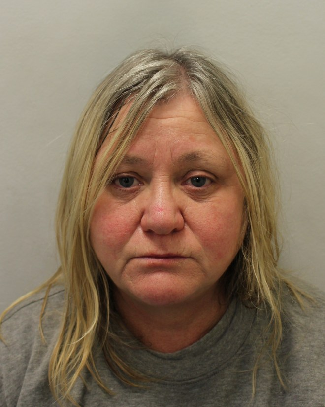 Ann Grogan, 54, was found guilty of manslaughter and violent disorder