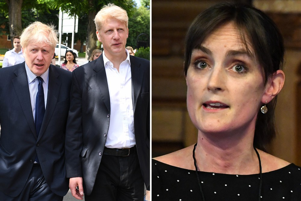Boris Johnson's brother Jo quit the Government after his wife told him  'It's me or Boris'