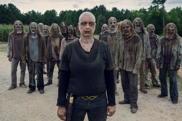 The Walking Dead The Whisperers