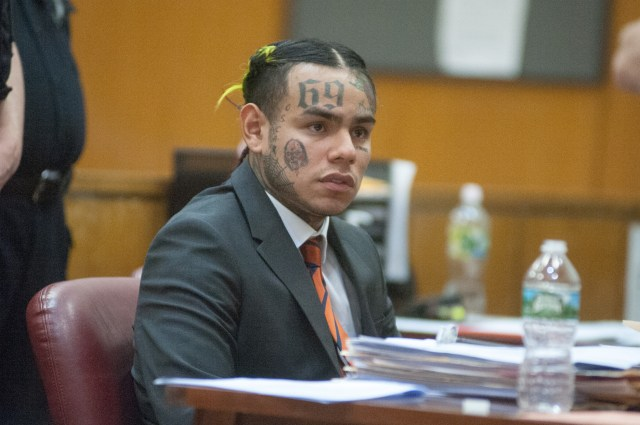 Snoop Dogg says 'snitch' rapper Tekashi 6ix9ine could be KILLED in ...