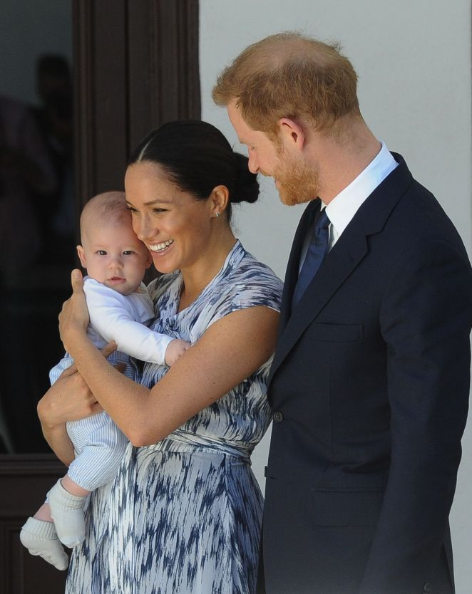 Prince Harry said the royal couple had been driven to take legal action after 'painful' impact of 'relentless propaganda' against his wife