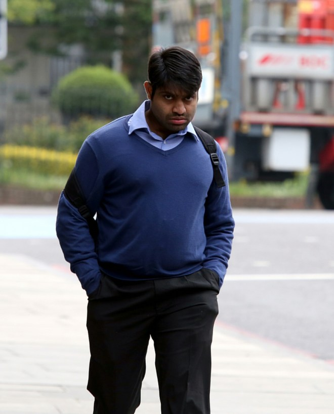 Selvaraj was struck off for sexual misconduct by a Health and Care Professions tribunal sitting in London