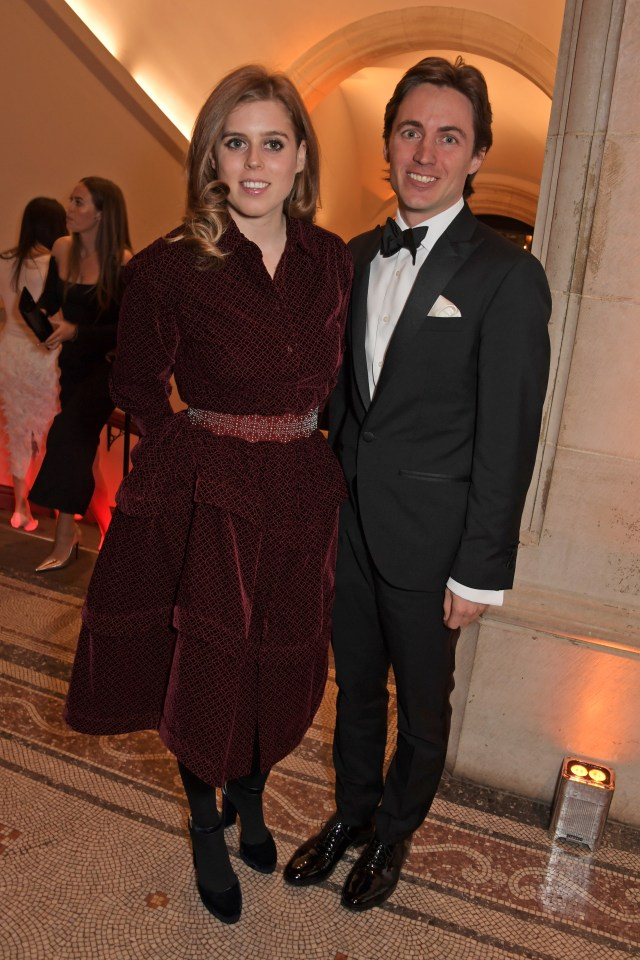 Fergie also spoke about her pride after daughter Beatrice's recent engagement to Edoardo Mapelli Mozzi