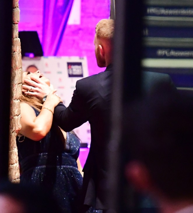 Ben Stokes' wife has rubbished 'crazy' claims her husband grabbed her after these pictures emerged