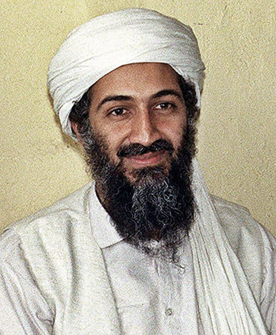 Saudi-born 9/11 mastermind bin Laden died in 2011 after being gunned down by US Navy Seals