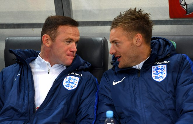 Rooney and Vardy were thought to be close, but there were claims that had Rooney told Vardy to make sure his wife didn't provide a 'distraction' with her social media posts