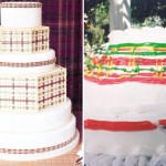 Brides Share Hideous Wedding Cake Fails That Look Nothing