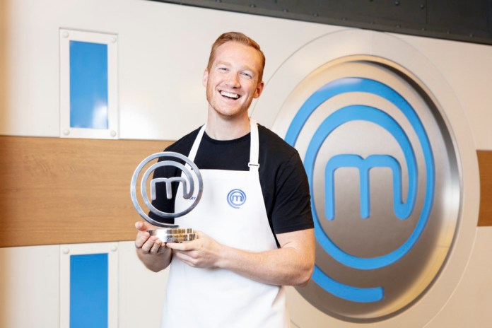 He was crowned 2019 MasterChef champion