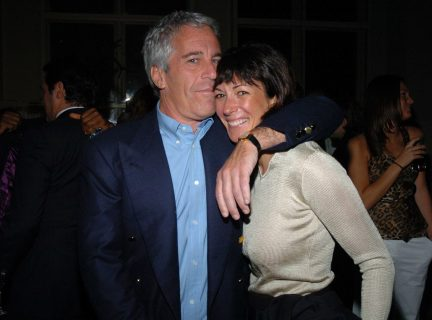 Ghislaine Maxwell and Jeffrey Epstein were Mossad spies according to explosive new claims