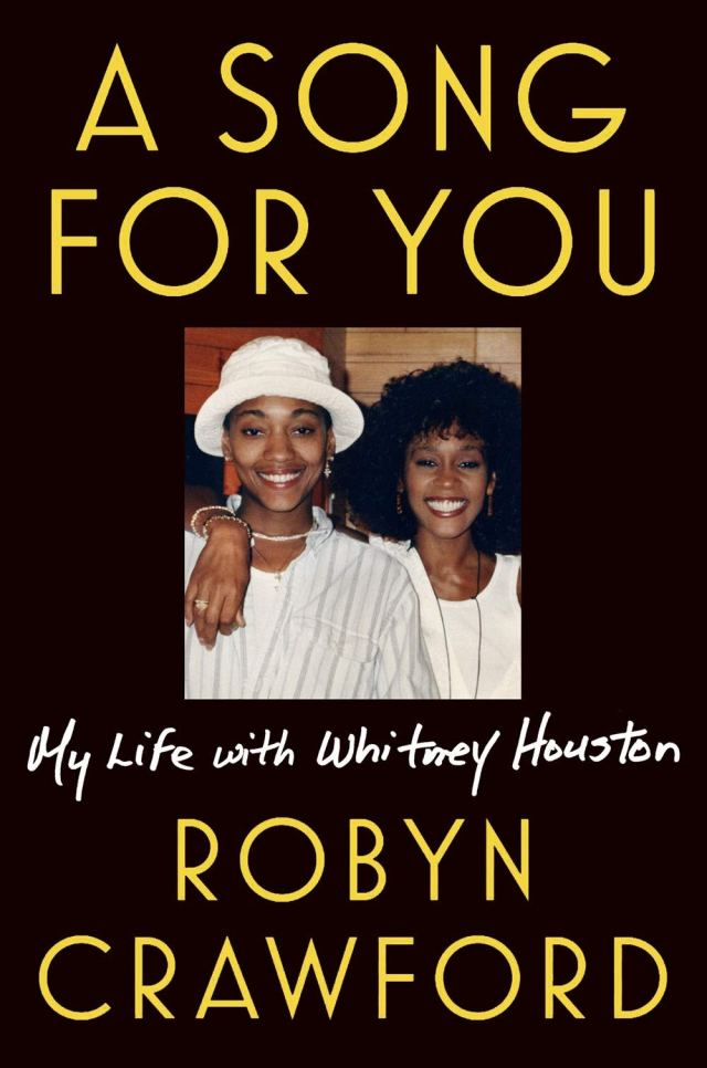 Robyn's book, A Song For You