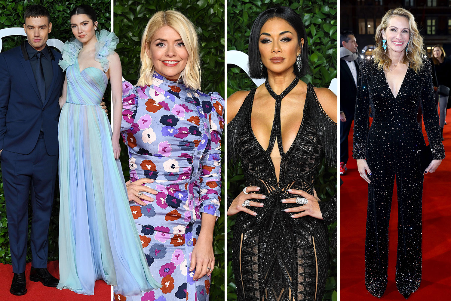 Holly Willoughby Joins Hollywood A Listers Julia Roberts And
