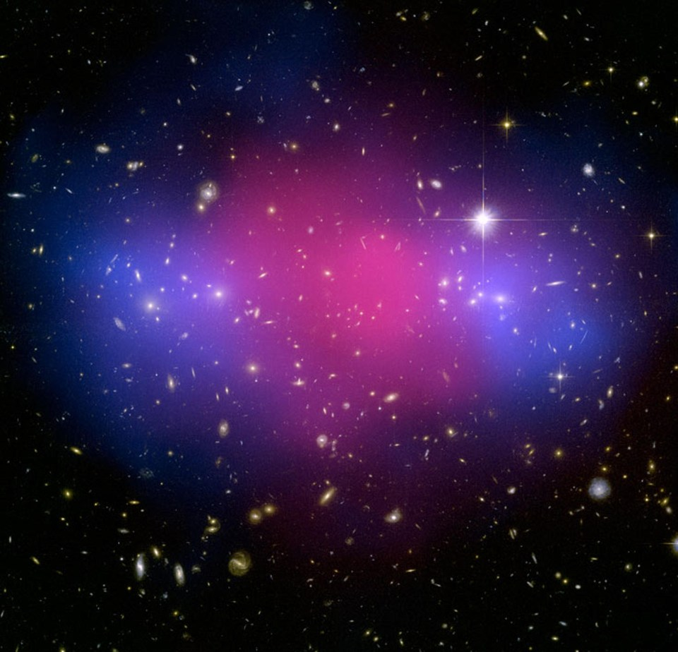 Space mystery as 19 galaxies with no dark matter found