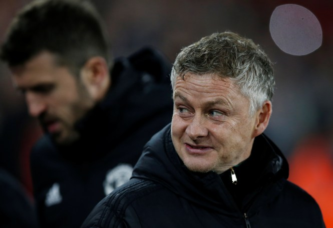 Ole Gunnar Solskjaer is under pressure with his side currently ninth in the Premier League