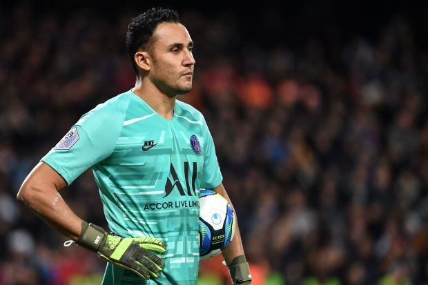 Keylor Navas has been named the CL group stage best goalkeeper