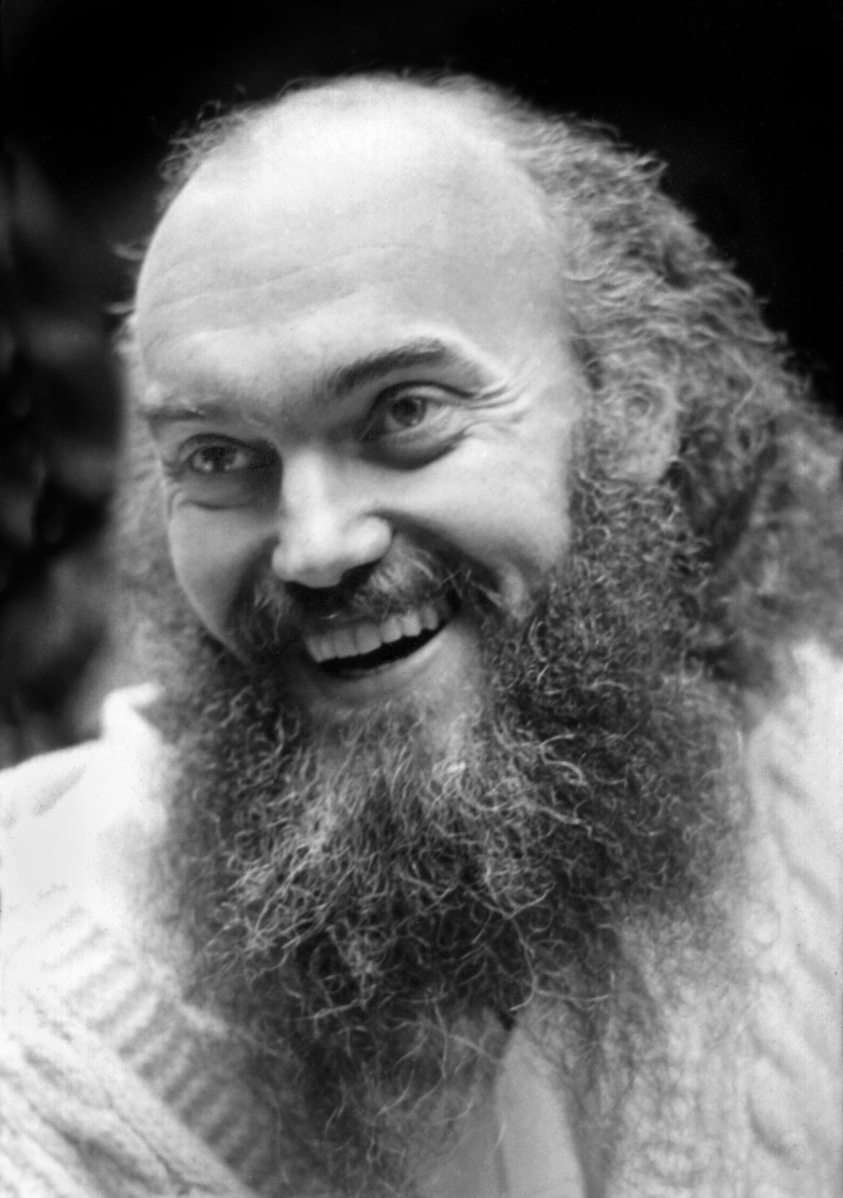 Ram Dass travelled to India in the 1960s to study spiritualism