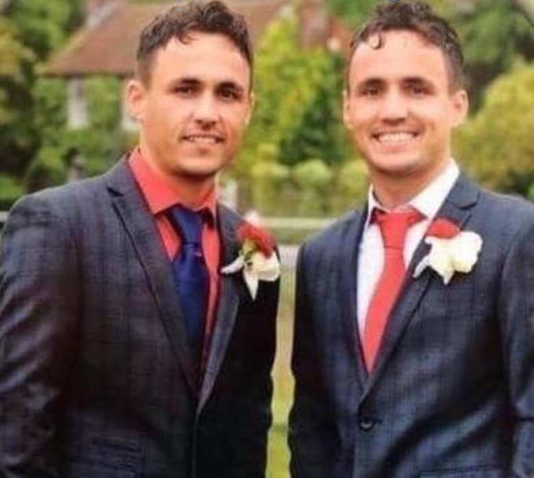 Joey had been suffering from cancer months before the twins' deaths, but had recently been given the all-clear