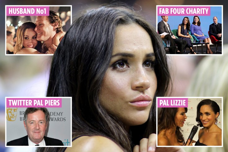Why Meghan Markle can't seem to stick to anything for more than two years