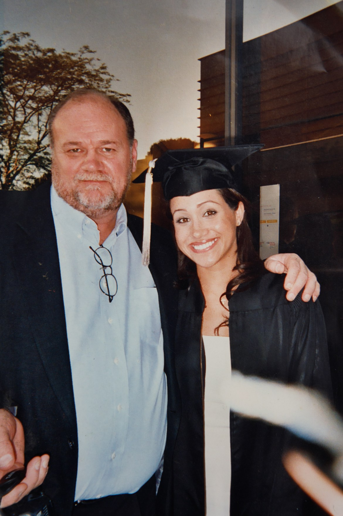 Thomas Markle claims to have paid off Meghan Markle's student loans even after she became a star in the TV series Suits