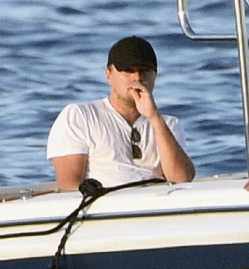 Leonardo DiCaprio helped save a man after he had fallen overboard for 11 hours