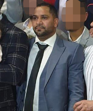 Baljit Singh, 34, was the third man killed in the carnage