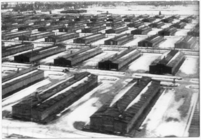 The sprawling Auschwitz-Birkenau complex was murder on an industrial scale