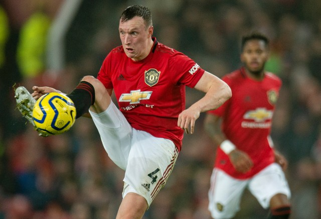 Phil Jones receives a lifeline from Newcastle or West Ham to continue playing