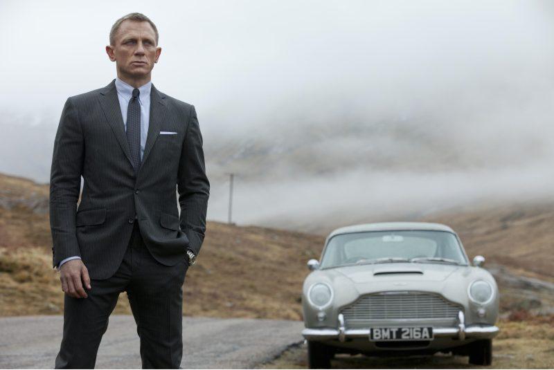 James Bond's legendary carmaker Aston Martin has secured a £500million rescue deal
