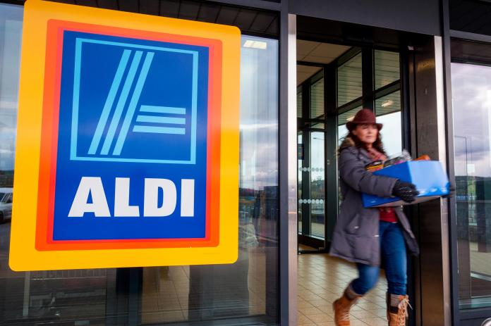 Aldi's opening and closing times have returned back to normal during lockdown three