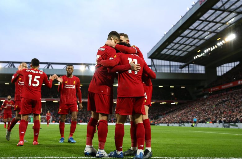 Only in February, Liverpool are already on the brink of winning the Prem title
