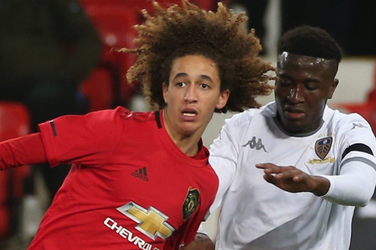 Butt admits it is 'impossible' to keep Man Utd kid Hannibal Mejbri 'under the radar'