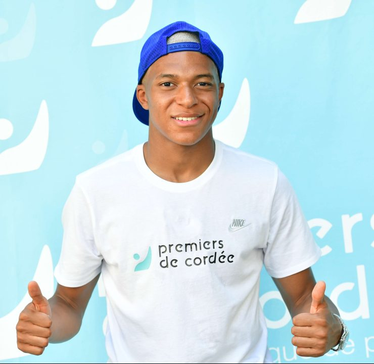 The Premiers de Cordees association, who Mbappe is a patron of, were the recipients of the French stars donation