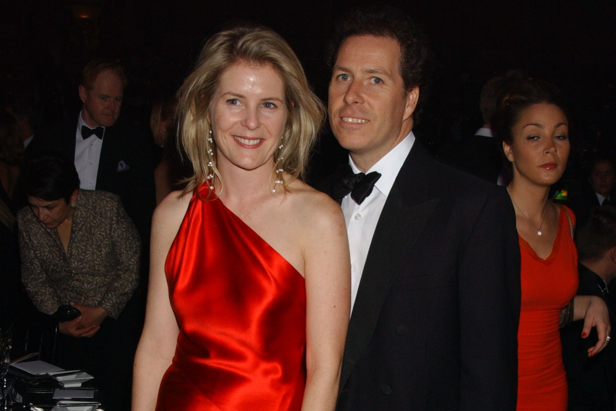 Who is the Earl of Snowdon and why is he divorcing Serena, the Countess of Snowdon?