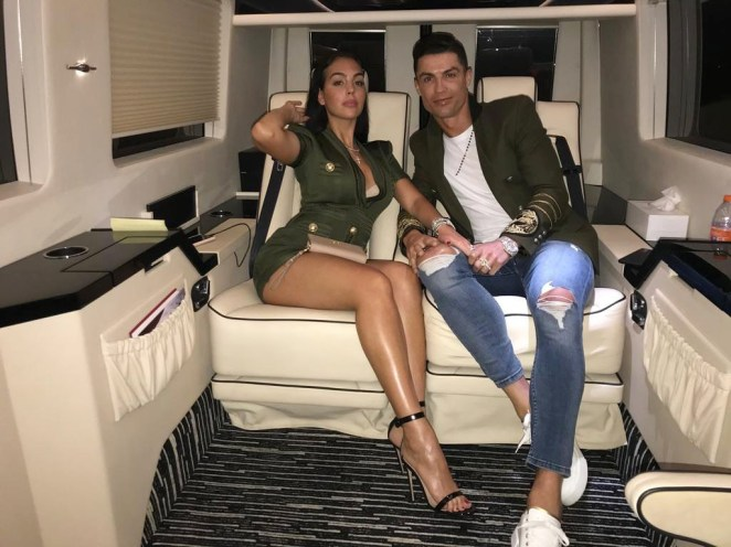 Heading off on private jets is just the norm for the duo