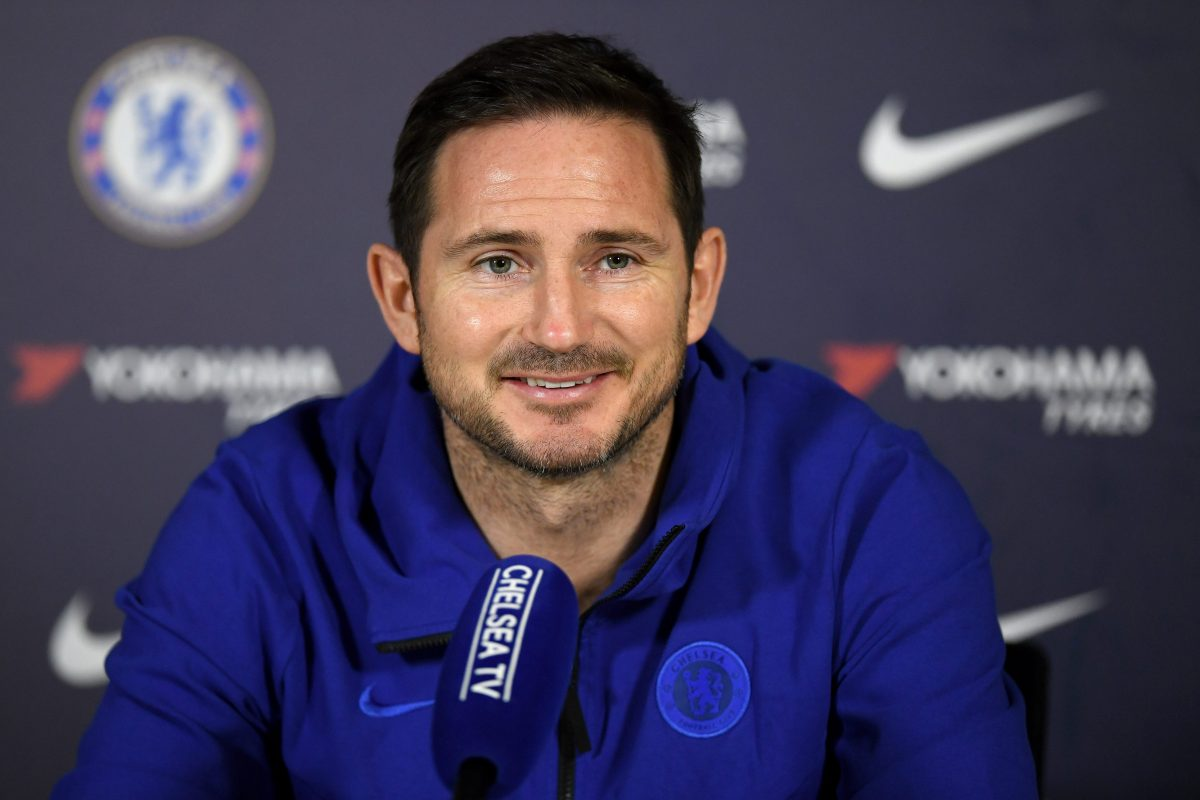 Lampard lost sleep after Man Utd loss but is thriving on pressure ahead of Spurs