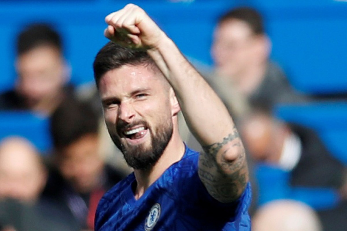 Giroud on target again, goals galore at Goodison and Grealish to net vs City