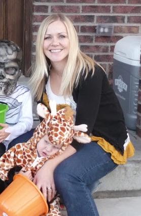 Après la naissance de son quatrième bébé, Tara a eu du mal à changer de poids.
