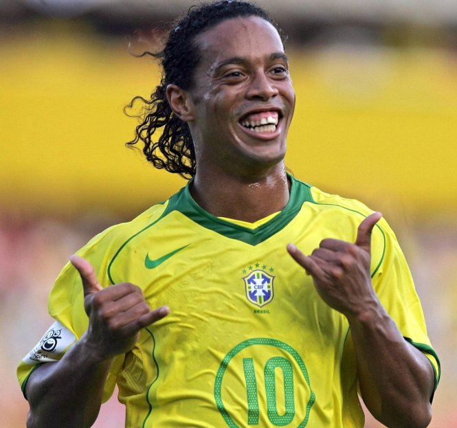 What is next for the fallen icon Ronaldinho?