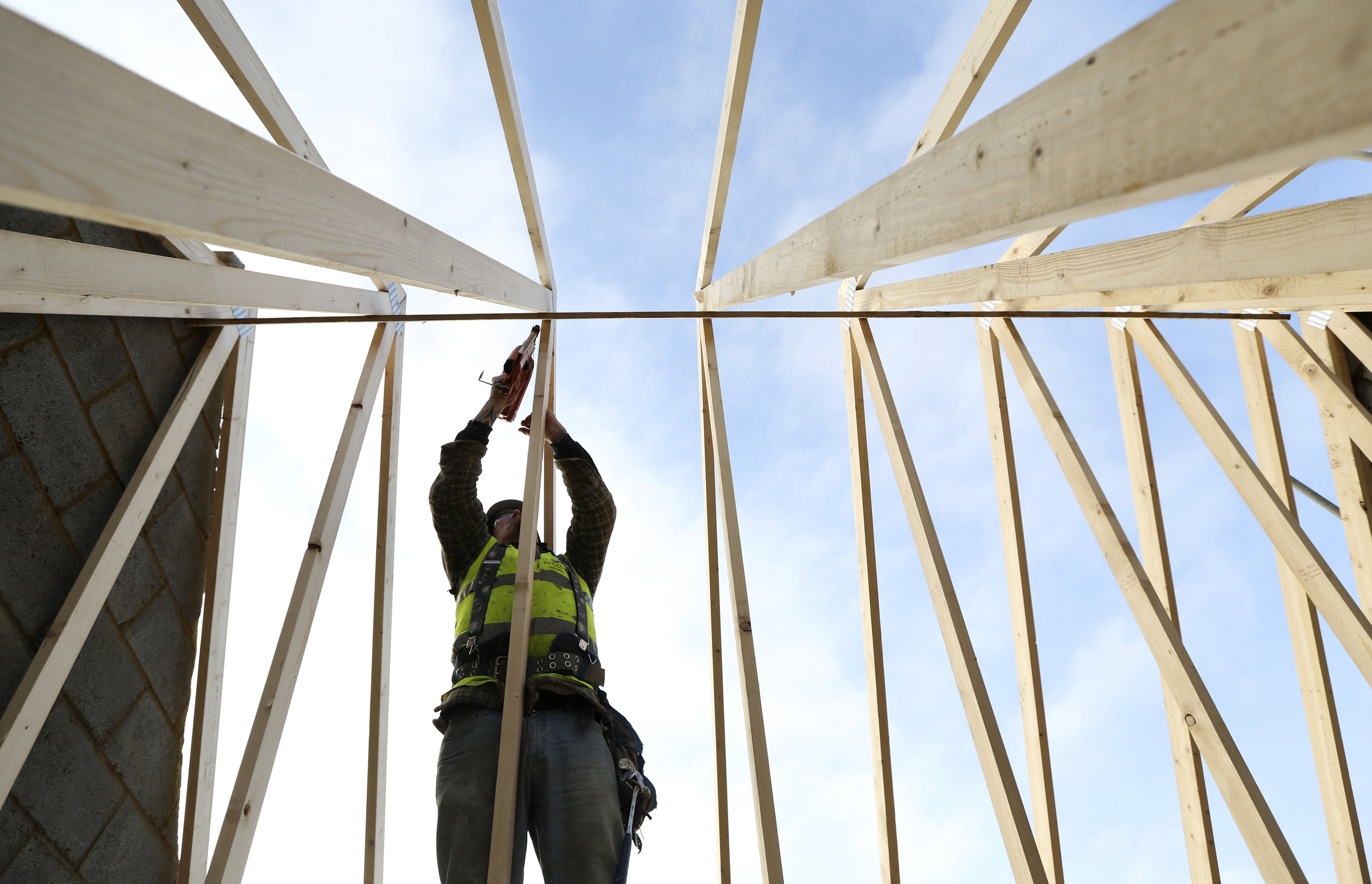 Despite all the extra costs, it can still be significantly cheaper to build your own house rather than buy a new one