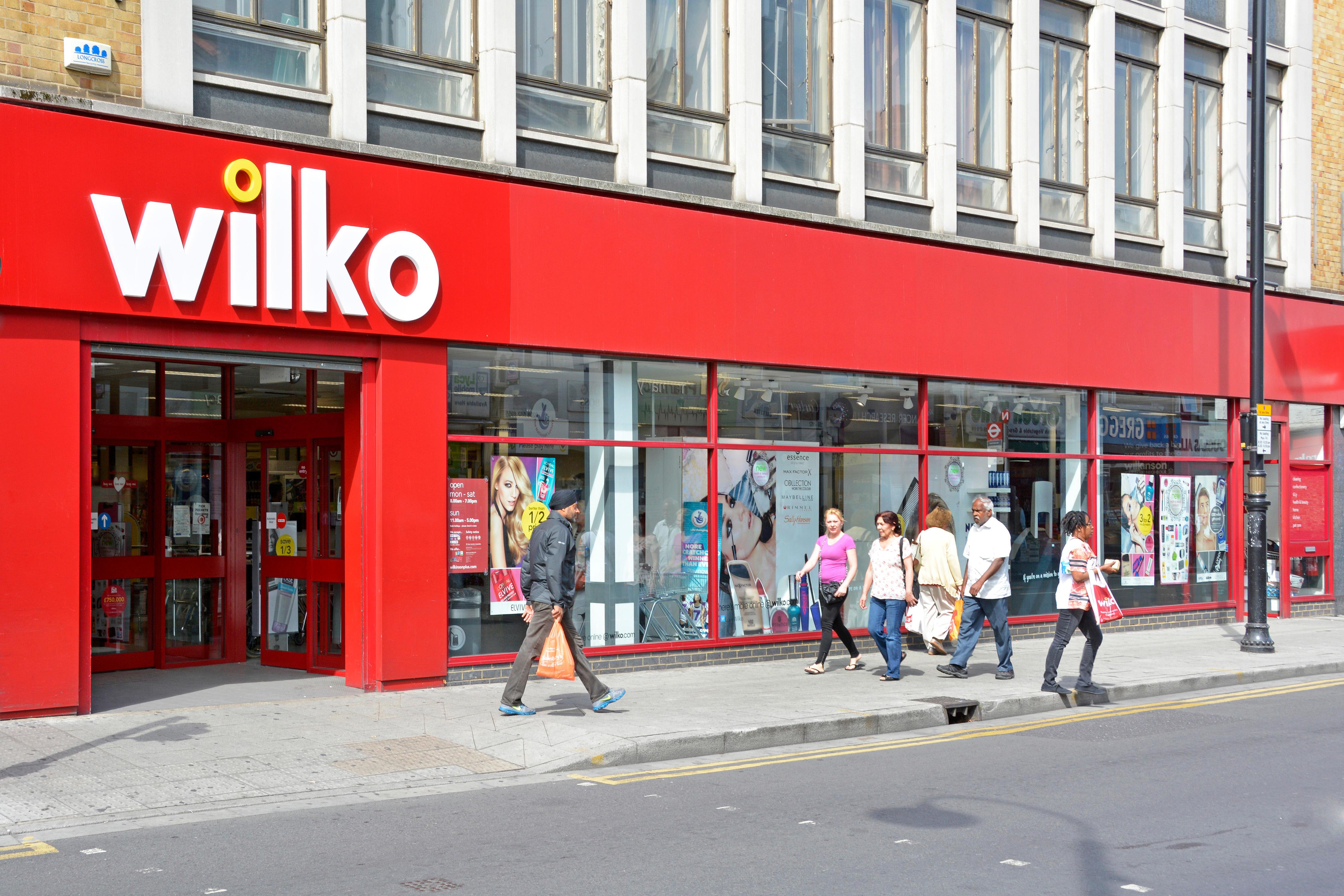 Wilko stores remain open