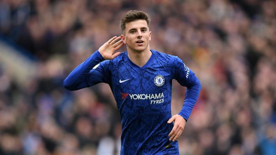 Mason Mount hauled in for talks at Chelsea after breaking self ...