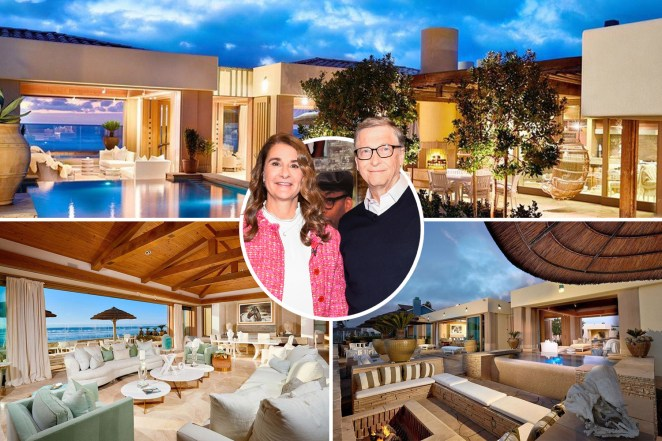 Bill and Melinda Gates purchase $43M luxury beach house in Del Mar ...