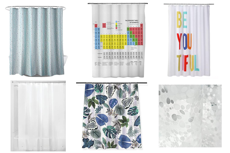 6 Best Shower Curtains 2020 The Sun Uk