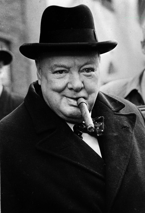 Winston Churchill has become an international icon and his speech will feature in the VE Day celebrations