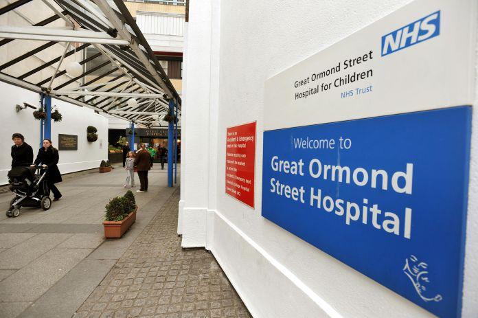 Dozens of employees at Great Ormond Street Hospital tested positive for coronavirus