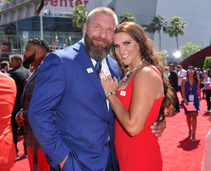 WWE Chief Couple Triple H and Stephanie McMahon have started dating as part of a television script