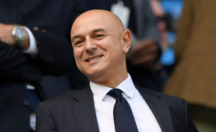 Daniel Levy and Spurs could end up in shock in the Champions League as part of potential UEFA emergency plans