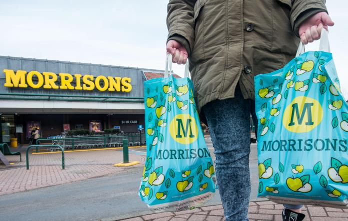 Restrictions have now been lifted at Morrisons stores