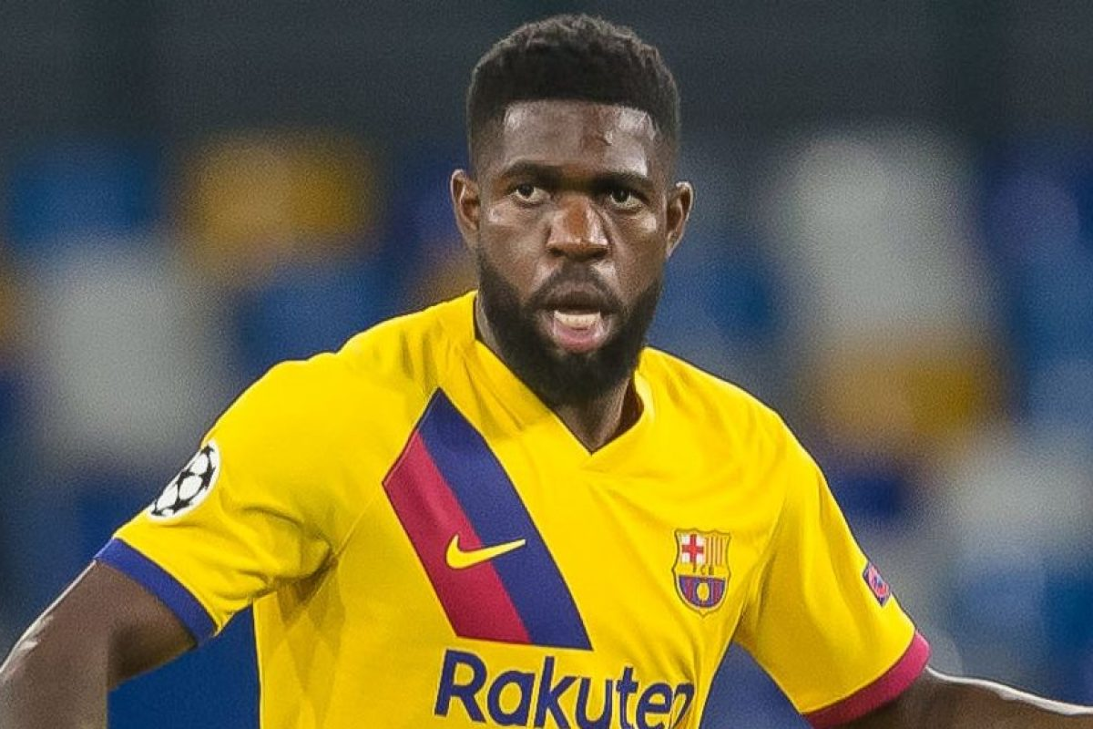 Samuel Umtiti will be sold in summer with Man Utd, Arsenal and Chelsea able to land transfer target for just £26m