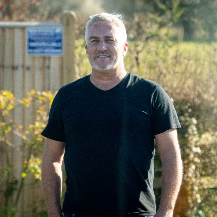 Paul Hollywood asked his five-month-old girlfriend to move in and isolate himself with him